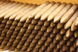 Bundled cigars