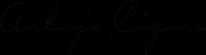 arbaje cigars logo